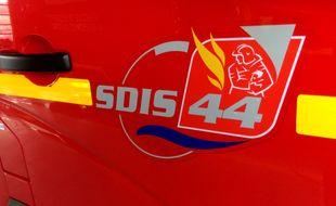 Un véhicule des sapeurs-pompiers de Loire-Atlantique (illustration).