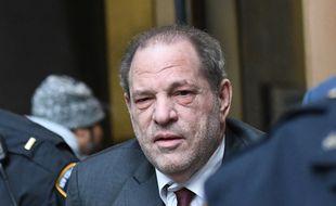 L'ancien producteur Harvey Weinstein