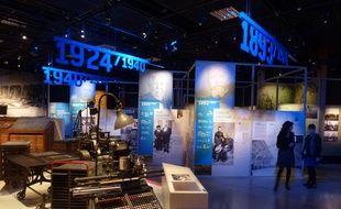 L'exposition sur les imprimeries Oberthür est visible jusqu'au 28 août à l'Ecomusée du pays de Rennes.