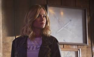 Brie Larson dans Captain Marvel d'Anna Boden et Ryan Fleck