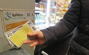 Près de 250 entreprises acceptent les paiements en gallécos en Ille-et-Vilaine, comme le snack Pique-Prune à Rennes.