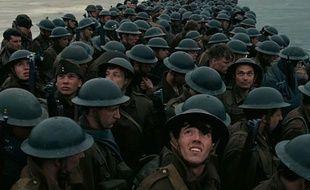 Image extraite du teaser de «Dunkerque» de Christopher Nolan.