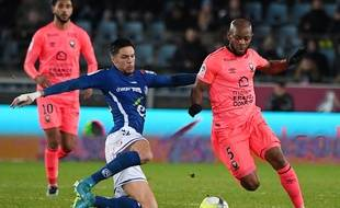 Strasbourg-Caen Ligue 1 Football