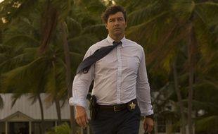 L'acteur Kyle Chandler dans la série de Netflix «Bloodline».