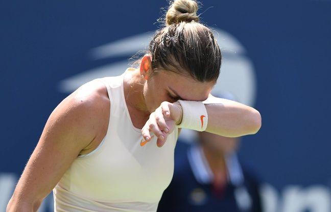 US Open: Triste première pour Simona Halep, Andy Murray a enfin rejoué en Grand Chelem