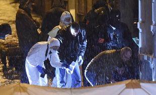 Le 15 janvier, un important dispositif avait été déployé pour arrêter plusieurs terroristes dans la ville de Verviers, en Belgique.