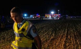 Cinq enfants ont été tués et quatre blessés dans un grave accident de la route qui s'est déroulé le 20 juillet sur l'A7 près d'Albon dans la Drôme.