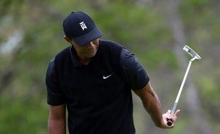 Tiger Woods n'apas passé le cut  du Championnat PGA