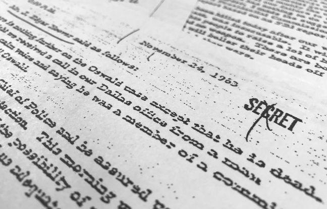 nouvel ordre mondial   Assassinat de JFK: 3.000 dossiers divulgués, mais la publication de certains documents «sensibles» reportée