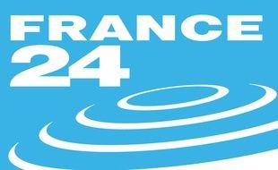 Logo de France 24.