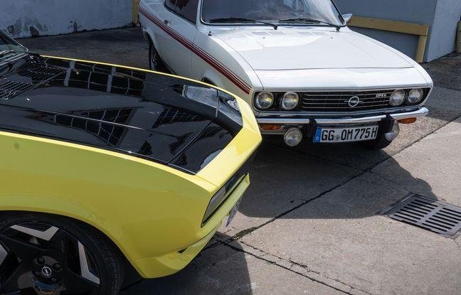 Opel Manta ElektroMOD
