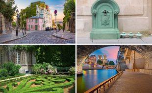 Envoyez-nous vos plus beaux endroits secrets et chéris de Paris.