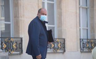 Le ministre de la Justice, Eric Dupond-Moretti, à l'Elysée le 16 juin 2021.