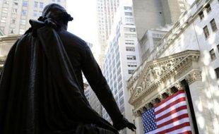 La Bourse de New York se prépare à une semaine cruciale pour l'économie américaine, avec une réunion de la banque centrale (Fed), les élections de mi-mandat, mais aussi les toujours très importantes statistiques mensuelles de l'emploi.