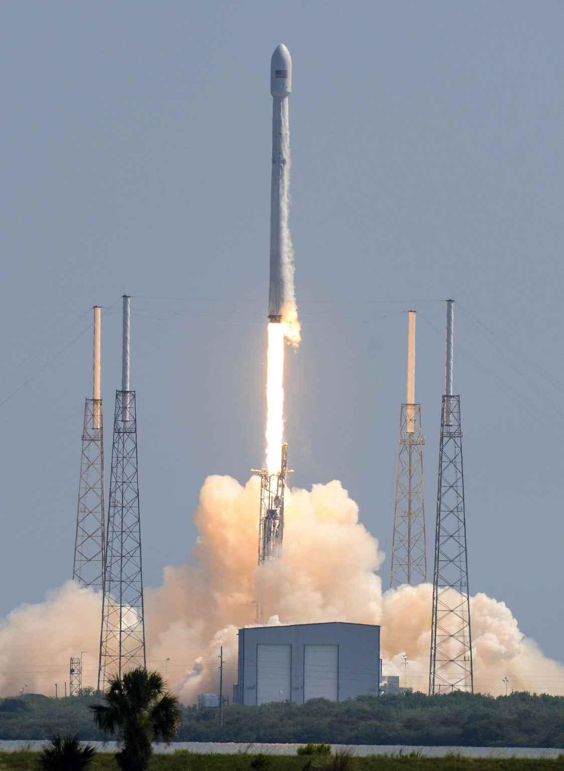 spacex barge tweet - photo #35