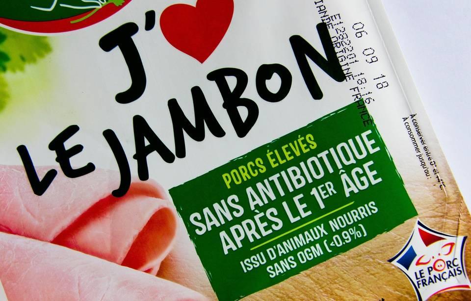Fleury Michon passe toute sa gamme de charcuterie à un taux de sel réduit 960x614_paquet-jambon-fleury-michon-image-illustration