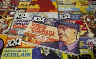 «XXI», l'une des revues publiées chez Rollin Publications.