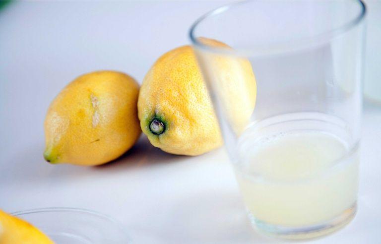 Toxine jus de pomme Toxine jus de citron