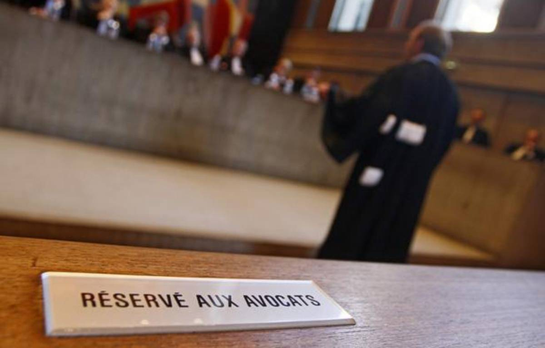 Illustration justice - Un avocat plaide au tribunal – M.LIBERT/20MINUTES
