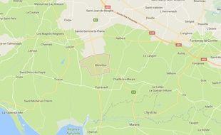 Le drame a eu lieu à Moreilles dans le sud Vendée.