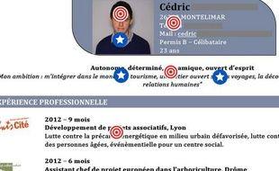 Le CV de Cédric analysé par Gilles Payet