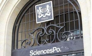 Les locaux de Sciences Po Paris.