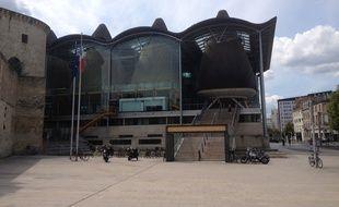 Le tribunal de grande instance de Bordeaux.
