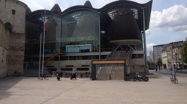Le tribunal de grande instance de Bordeaux.  – E.Provenzano / 20 Minutes