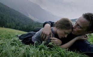 August Diehl et Valerie Pachner dans «Une vie cachée» de Terrence Malick