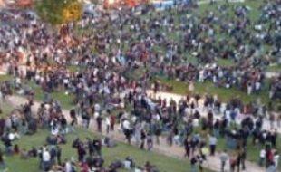 Plus de 10 000 personnes avaient participé en 2010.
