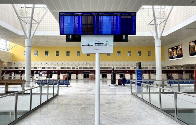 L'aéroport de Bordeaux Mérignac