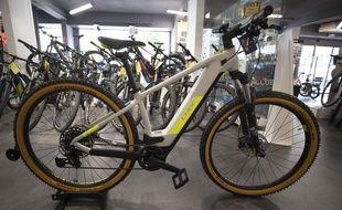 Les voleurs s'étaient spécialisés dans le cambriolage de magasins de vélos électriques.