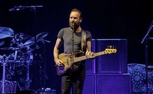 Programmé le vendredi 3 juillet, Sting sera la grande vedette du festival. Crédit:Sakura/WENN.com