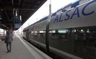 TER Alsace.