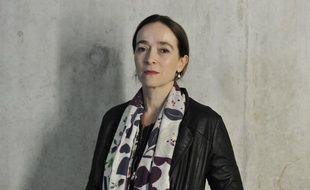 Delphine Ernotte, présidente de France Télévisions, à Lille, le 3 mai 2018.
