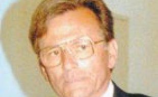 Dieter Krombach, 77 ans.