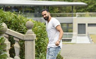 Adil Rami est accusé d'être violent et manipulateur par son ex Pamela Anderson.