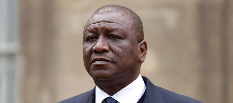 Le Premier ministre de Côte d'Ivoire, Hamed Bakayoko, ici en 2017.