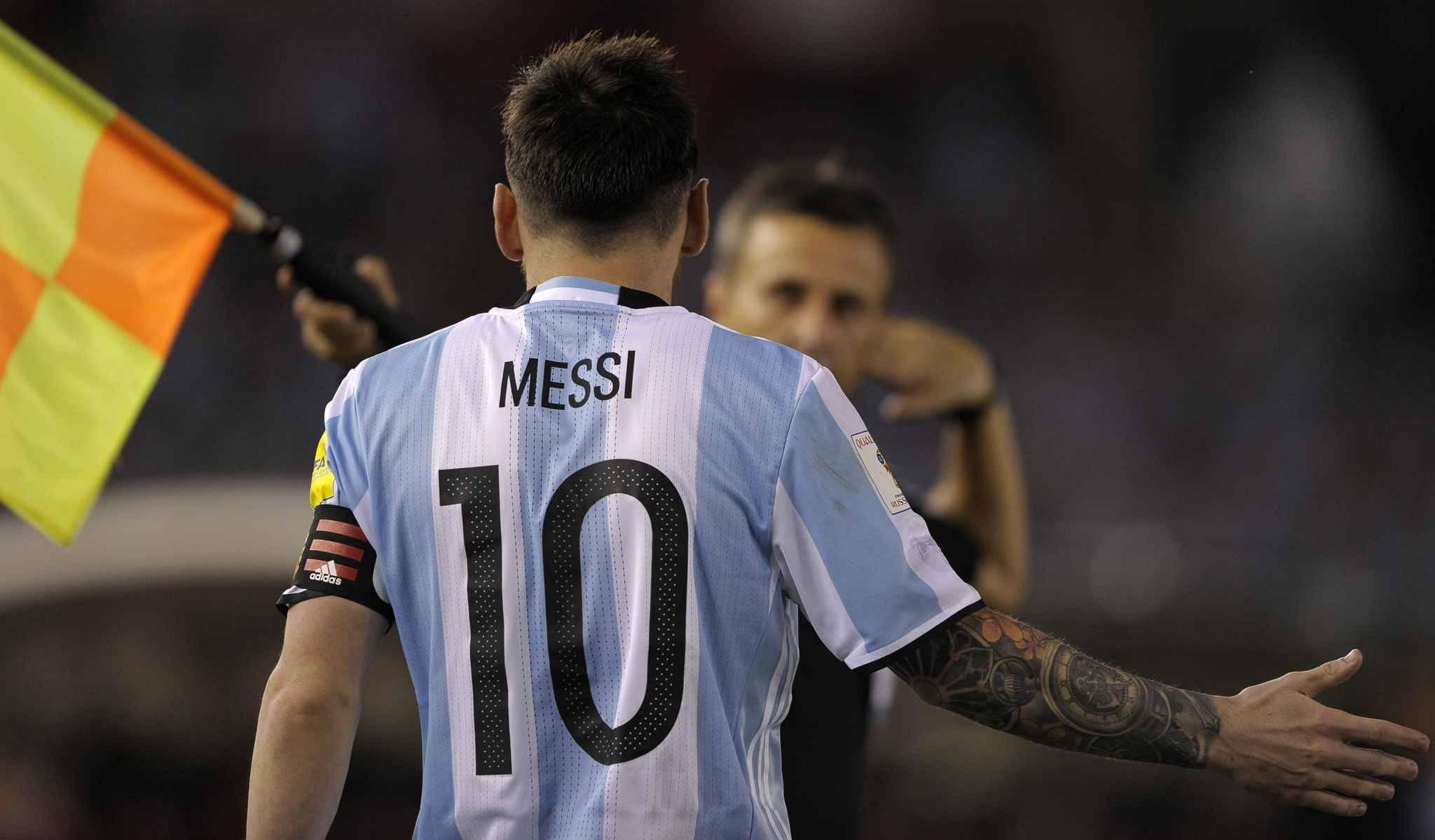 Messi Verlässt Barcelona
