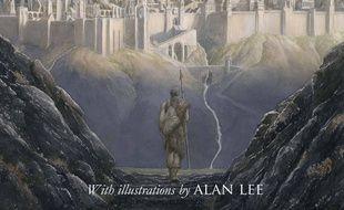 La couverture de «La chute de Gondolin», de J.R.R. Tolkien.