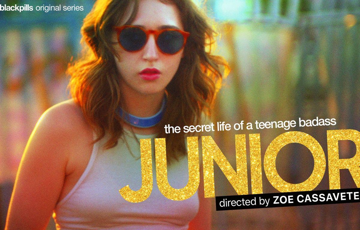«Junior», une série originale Blackpills réalisée par Zoe Cassavetes – Blackpills