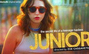 «Junior», une série originale Blackpills réalisée par Zoe Cassavetes