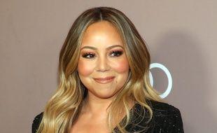 La chanteuse et actrice Mariah Carey