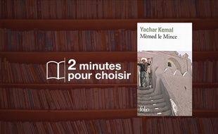 «Mèmed le mince» par Yachar Kemal chez Gallimard, collection Folio (576 p., 9,40€).