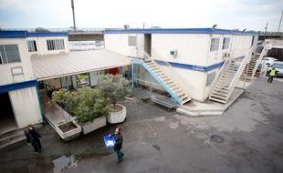 Le centre d'hébergement d'urgence de la madrague ville.