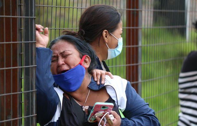 648x415 agissait extermination entre bandes criminelles declare president equatorien lenin moreno lendemain qualifie barbarie