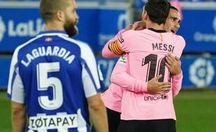 Griezmann a égalisé en fin de match contre Alavés.