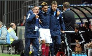 Jordan Amavi sort blessé de France-Irlande du Nord