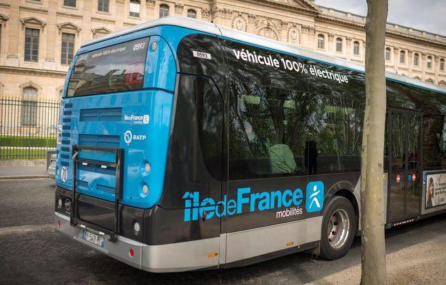 Coronavirus en Ile-de-France: Des navettes de bus dédiées au personnel hospitalier