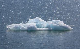 La superficie de la banquise arctique n'a jamais été aussi faible pour un mois d'octobre.